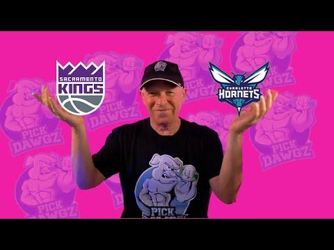 Charlotte Hornets vs Sacramento Kings 3/15/21 Free NBA Pick and Prediction NBA Betting Tips