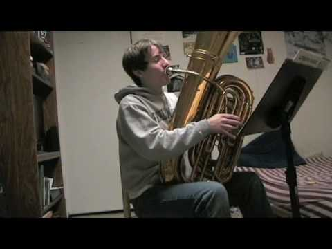 Bert Weaver :: Arts Supplement -- Tuba