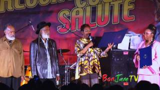 Ernie Smith & Big Youth Honored @ Reggae Culture Salute 2010