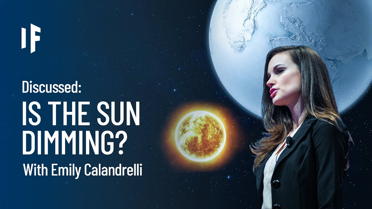 Download Discussed: What If the Sun Dimmed Down?