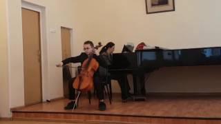 Марк экзамен Бах концерт