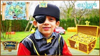 Kids Treasure Hunt with Pirate Jason