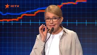 Лидер партии Батькивщина Тимошенко о том, нужна ли коалиция в парламенте