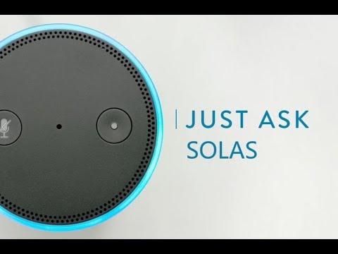 Amazon Solas // [DAI] Alexa Parody