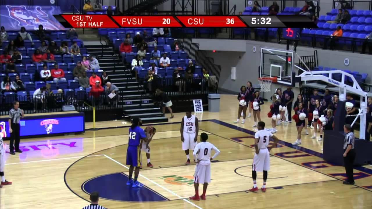 Men's Basketball vs. Fort Valley State - YouTube