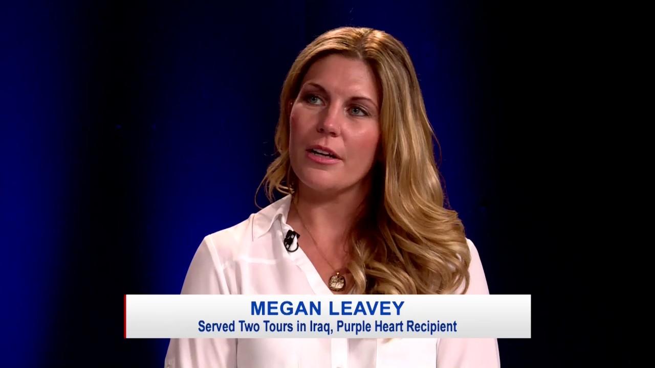 Steve Malzberg Interviews Megan Leavey