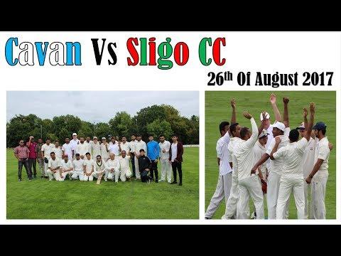 Sligo CC 26th 08 2017 Friendly Match PART I