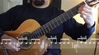 """""""Allegretto moderato"""" Op. 31 No. 3 by Fernando Sor"""