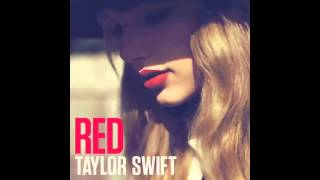 """Red (Original Demo Recording)"" by Taylor Swift (Bonus Track)"