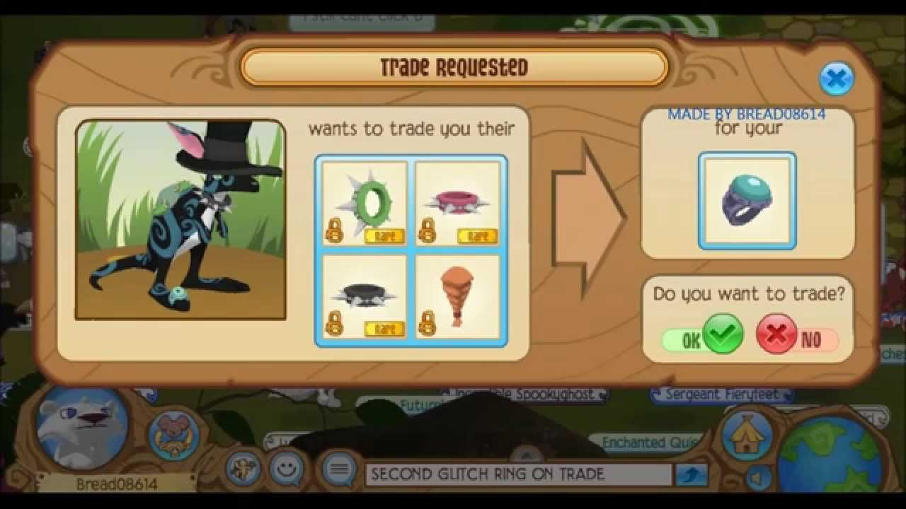Animal Jam Silver Ring Worth