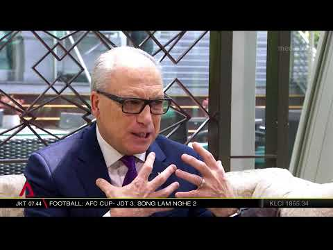 Channel NewsAsia Spotlights Forbes Travel Guide CEO Jerry Inzerillo