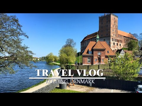 Travel Vlog: Kolding, Demark (GoPro)