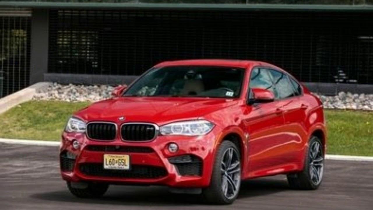 2018 Bmw X6 M Interior Exterior Drive Deign Youtube