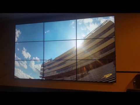 University of Toledo Video Wall