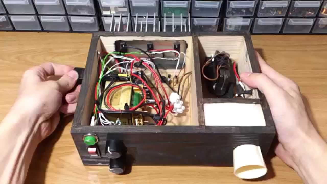 hight resolution of 50 000v high voltage power supply by victor805 in electronics