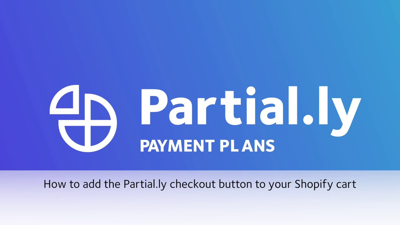 Selling with payment plans on your Shopify website