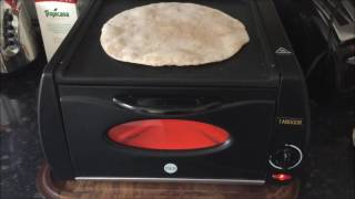 Mini table Top Tandoor (Lahmacun ,Naans & Chapati / Roti Maker, tandoori )