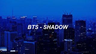 BTS 방탄소년단 'Interlude : Shadow' Easy Lyrics