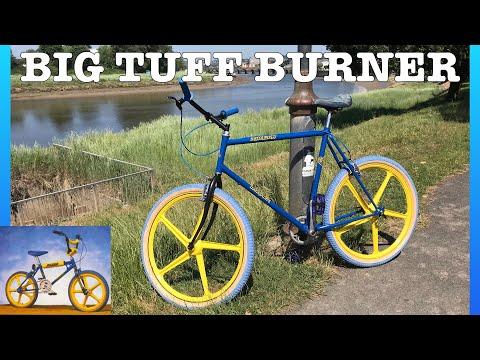 Raleigh Big Tuff Burner Finished! Part 4