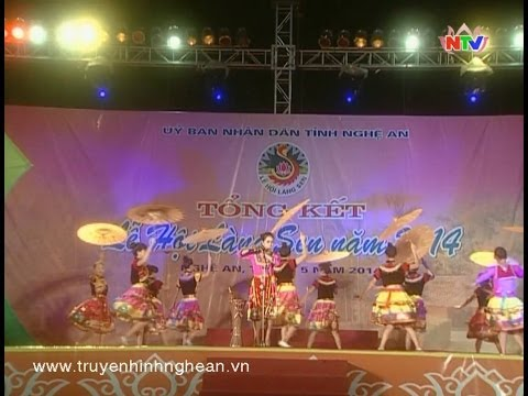 Vui hội Làng Sen 2014 - Tổng kết Lễ hội làng sen 2014
