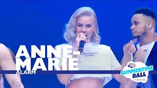 Anne-marie - 'alarm'   Live At Capital's Summertime Ball 2017