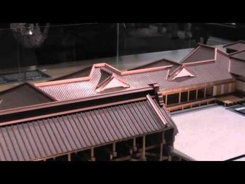 "EDO-TOKYO MUSEUM ""inside of  the Edo Castle"" Yokoami, Sumida-ku, Tokyo"