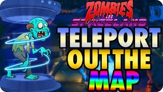 Zombies In Spaceland Glitches: Easy* Teleport Out The Map Glitch - Infinite Warfare