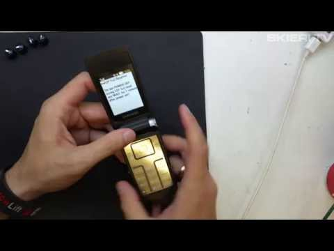 SAMSUNG S3600 - HARD RESET - FABRYCZNE USTAWIENIA - KOD BLOKADY