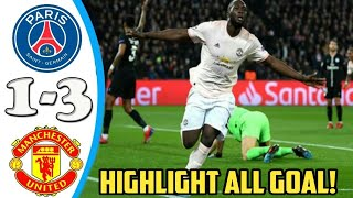 Download Video Highlight All Goal! Hasil Liga Champions: PSG Vs Manchester United: 1-3 MP3 3GP MP4