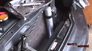 Receiver Drier Replacement [2002 Mitsubishi Lancer]