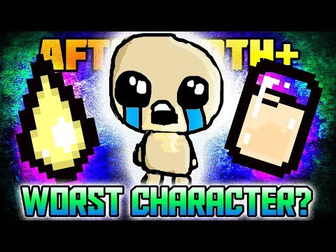 """""""The Worst Character in the Game"""" - Custom Afterbirth+ Challenge"""