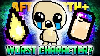 """The Worst Character in the Game"" - Custom Afterbirth+ Challenge"