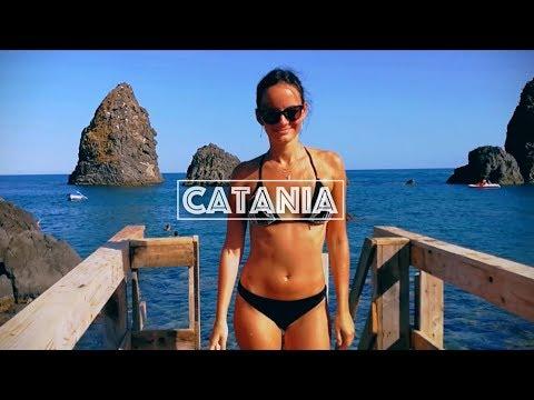 SICILY in 3 minutes: Catania & Aci Trezza
