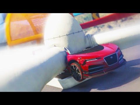 MODDED CAR = WIN?! (GTA 5 Funny Moments)