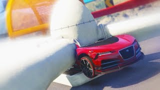 MODDED CAR = WIN?! (GTA 5 Funny Moments)