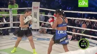 "Susi Kentikian WBA Weltmeisterin - ""THE QUEEN TAKES IT ALL"""