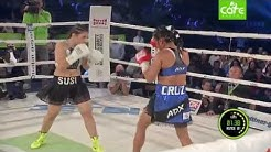 "Susi Kentikian WBA Weltmeisterin - ""THE QUEEN TAKES IT ALL"""
