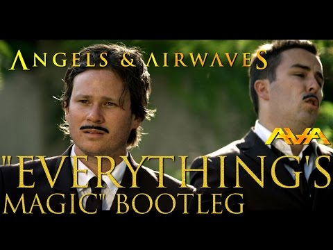 "Angels & Airwaves ""Everything's Magic"""