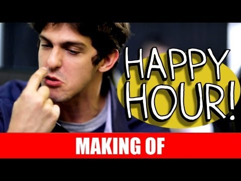 MAKING OF – HAPPY HOUR