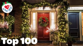 Top 100 Christmas Songs and Carols 🎄 Most Popular Merry Christmas Songs 2021 Of All Time