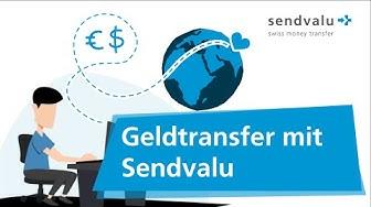 Geldtransfer / Geld senden weltweit