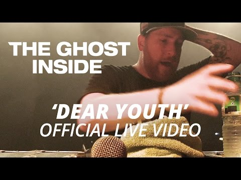The Ghost Inside - Dear Youth (Official HD Live Video)