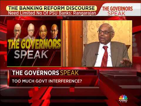 C Rangarajan Exclusive Interview | Former RBI Governor | The Governors Speak