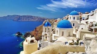 КАНИКУЛЫ В ГРЕЦИИ. Санторини. Куда ехать в отпуск? в Грецию?(Каникулы в ГРЕЦИИ. Наше путешествие по Греции ✓ Подписаться на мой канал: https://www.youtube.com/channel/UCJ6klluVGFsdtWg0KT3HiXg..., 2015-04-08T10:06:29.000Z)