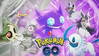 ¡Los NUEVOS POKÉMON de la 3 GENERACIÓN en Pokémon GO! 3gen en Halloween [Keibron]