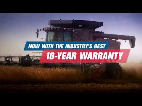 Harvest Confidently With Goodyear Farm Tires 10-Year Warranty
