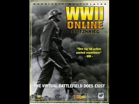 World War II Online: Battleground Europe Tutorial and Beginn