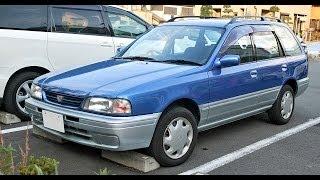 Ниссан Вингроад (Y10).  1996 года.  Лучшее.  Обзор!  Nissan Wingroad