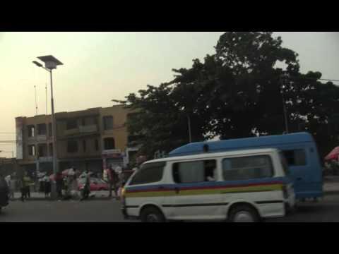 Kinshasa : De l'aerport Ndjili a Lemba