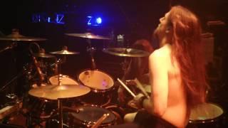 """Adam Sagan - Circle II Circle Drum Cam """"Diamond Blade"""" 5/23/13"""